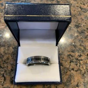 Other - Tungsten Male Wedding Band